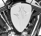 Baron Custom Accessories - BA-2074-13 - Big Air Kit, Pinstripe Chrome