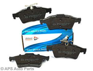 Vauxhall Signum 1.9 CDTI Genuine Allied Nippon Rear Brake Pads Set Car Brakes & Brake Parts Car Brake Pads