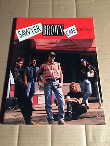 SAWYER-BROWN-CAFE-ON-THE-CORNER-SONGBOOK-NOTEN