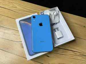 USED Apple iPhone XR 64GB Blue - Complete, Factory Unlocked