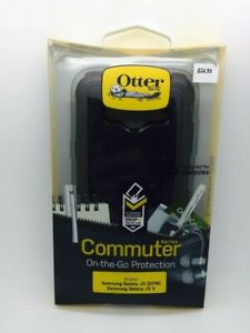 OtterBox-Commuter-Samsung-Galaxy-J3-Shockproof-Hard-Shell-Snap-Cover-Case-Black
