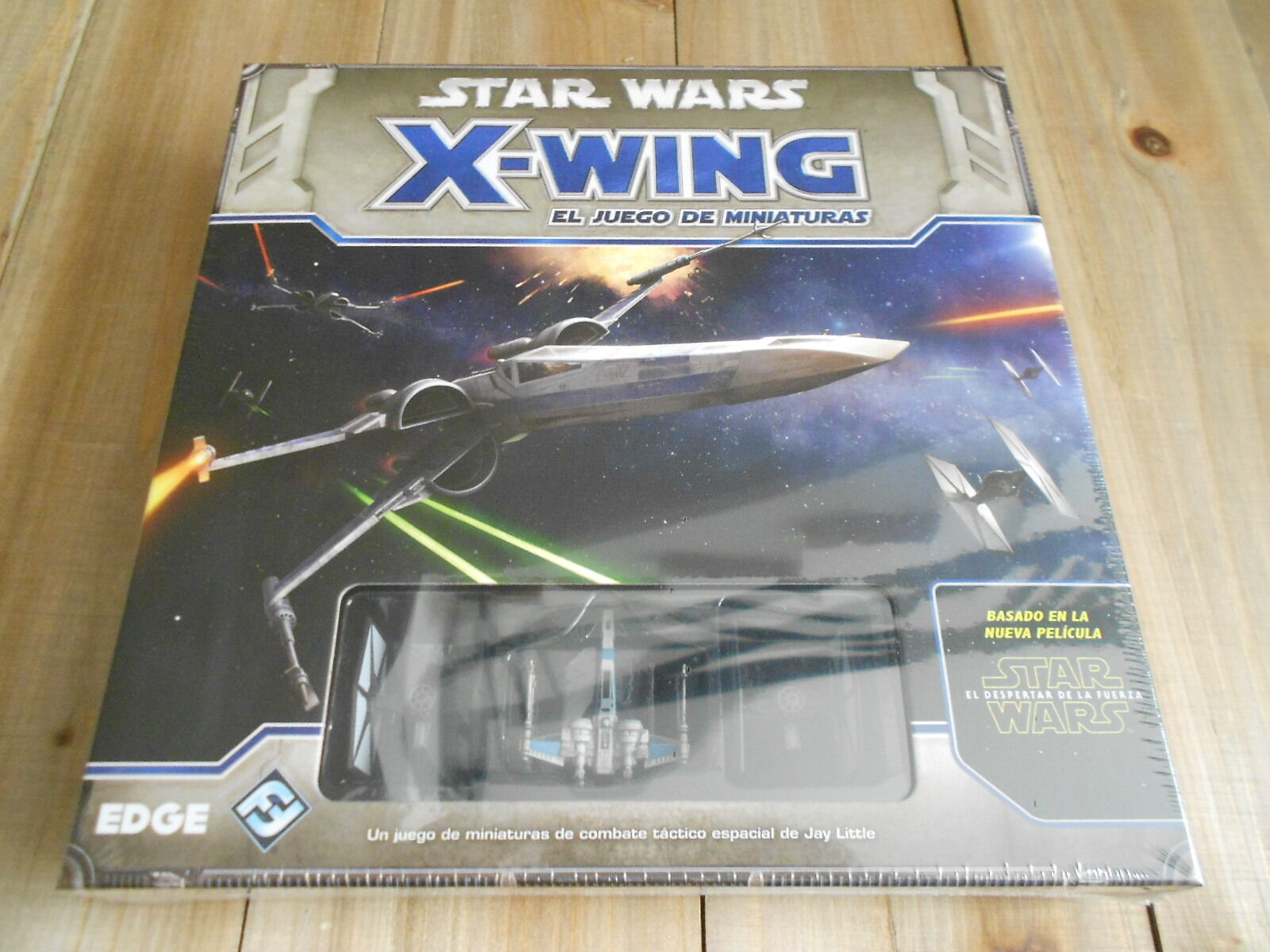 Star Wars X-Wing the Set Miniatures - Box Basic the Awakening of the Force