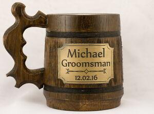 Groomsmen gift Rustic Wedding Gifts for groom Groomsmen flask Best ...