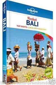 Details About New Lonely Planet Bali Pocket Travel Guide Book Maps Images Advice Personal Trip