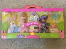 Kelly Dress-Up Friends Liana (Little Sister of Barbie) 20+ Pieces (NEW)