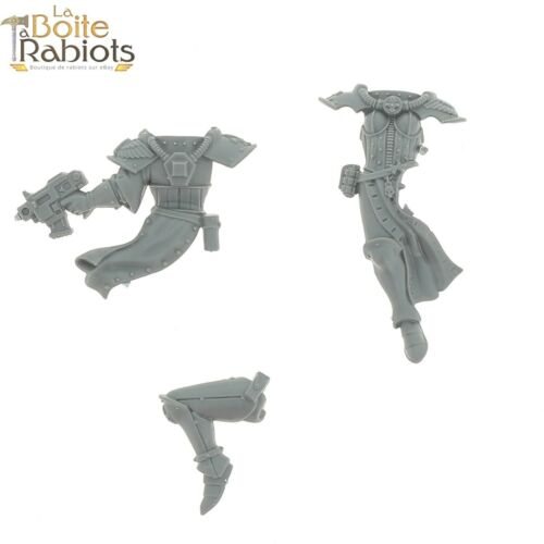 Warhammer 40000 Sister of battle Seraphim squad vente au détail Rabiot Bitz