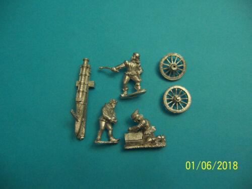 25//28mm  HYW//WOR  Siege Gun With 3 Crew.