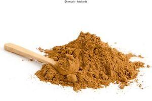 500 g Guaranà polvere, 100 % Puro, qualità del cibo crudo
