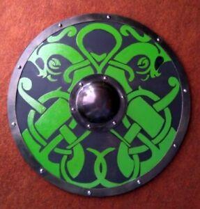 Medieval-Shield-Battle-Ready-Dragon-Shield-Perfect-Cosplay-Decorative-Shield