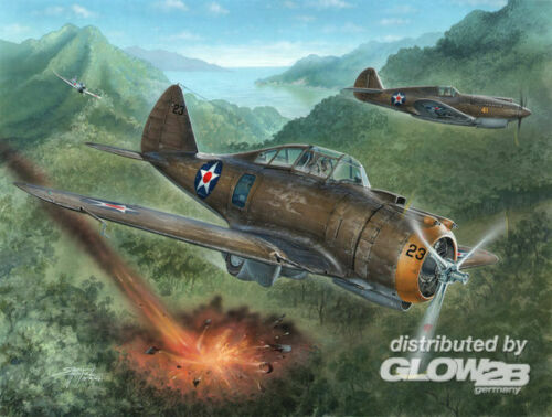Special Hobby 100-SH72237 Plastikmodellbau P-35A Philippines Defender