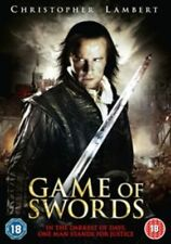 Game Of Swords (DVD, 2013) NEW AND SEALED