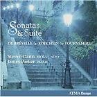 Pierre de Bréville, Charles Koechlin, Charles Tournemire: Sonatas & Suites (2013)