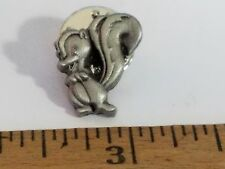 Lockheed Martin Skunk Works Pin Tie Hat Lapel Silver Colored