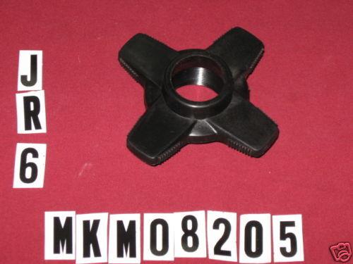 black Motorguide MKM 08205 Knobs 1997-2006 New OEM