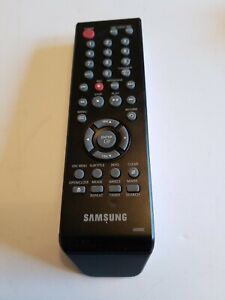 SAMSUNG-00080C-DVD-VCR-COMBO-Remote-Control-tested-Preowned