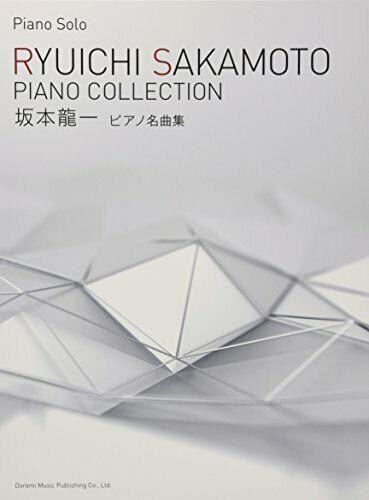 Ryuichi Sakamoto Klavier Sammlung Klavier Solo Notenblatt Japanisch Japan Import