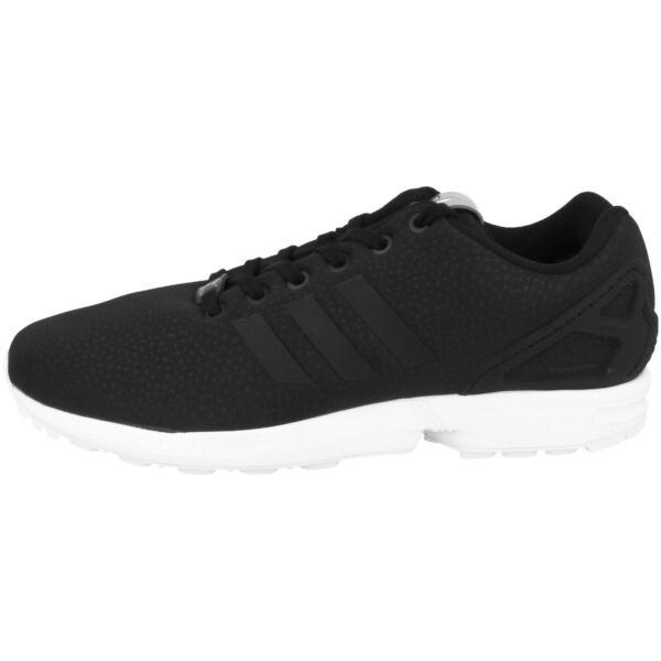 2019 Moda Adidas Zx Flux Women Scarpe Sneaker Donna Black Silver Los Angeles Zx750 By9215 Prezzo Ragionevole