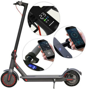 350W-Adult-Electric-Scooter-42V-Battery-Motor-Pro-E-Scooter-30km-Range-Folding