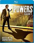 Powers Season 1 Blu-ray First Season 3 Disc