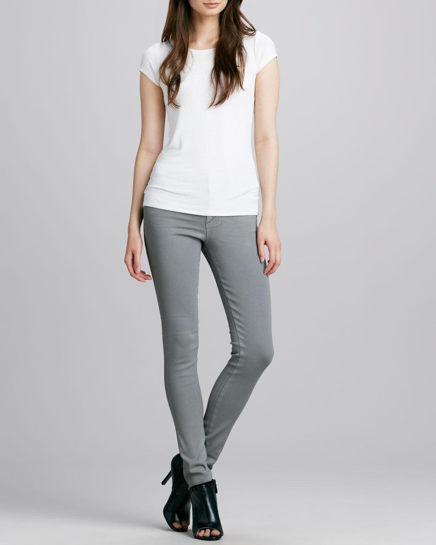 Habitual Jeans Eva Vita Alta Jeans Aderenti Taglia 61cm