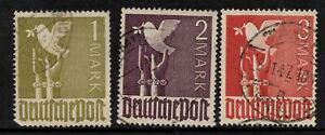 Germany - Joint allied occupation zone - Dove of Peace 1947