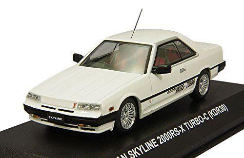 Kyosho Original 1 43 Nissan Skyline 2000 RS-X TurboC TurboC TurboC bianca db6312