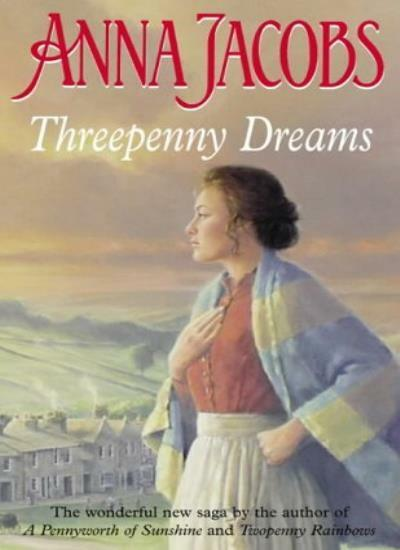 Threepenny dreams By Anna Jacobs. 9780340821398