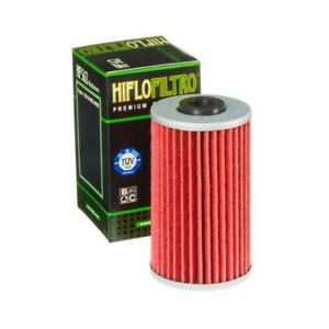 Filtre-a-huile-Hiflo-Filtro-Scooter-KYMCO-125-Grand-Dink-2001-2010-HF562-Neuf