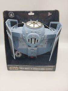 Disney Parks Star Wars Darth Vader's Tie Fighter Advanced Bubble Blower New