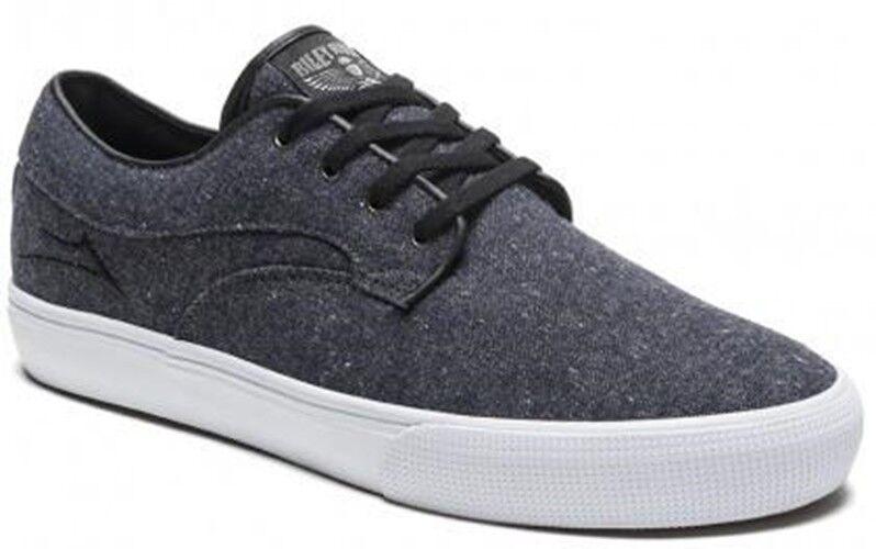Lakai Riley Hawk Midnight Textile shoes