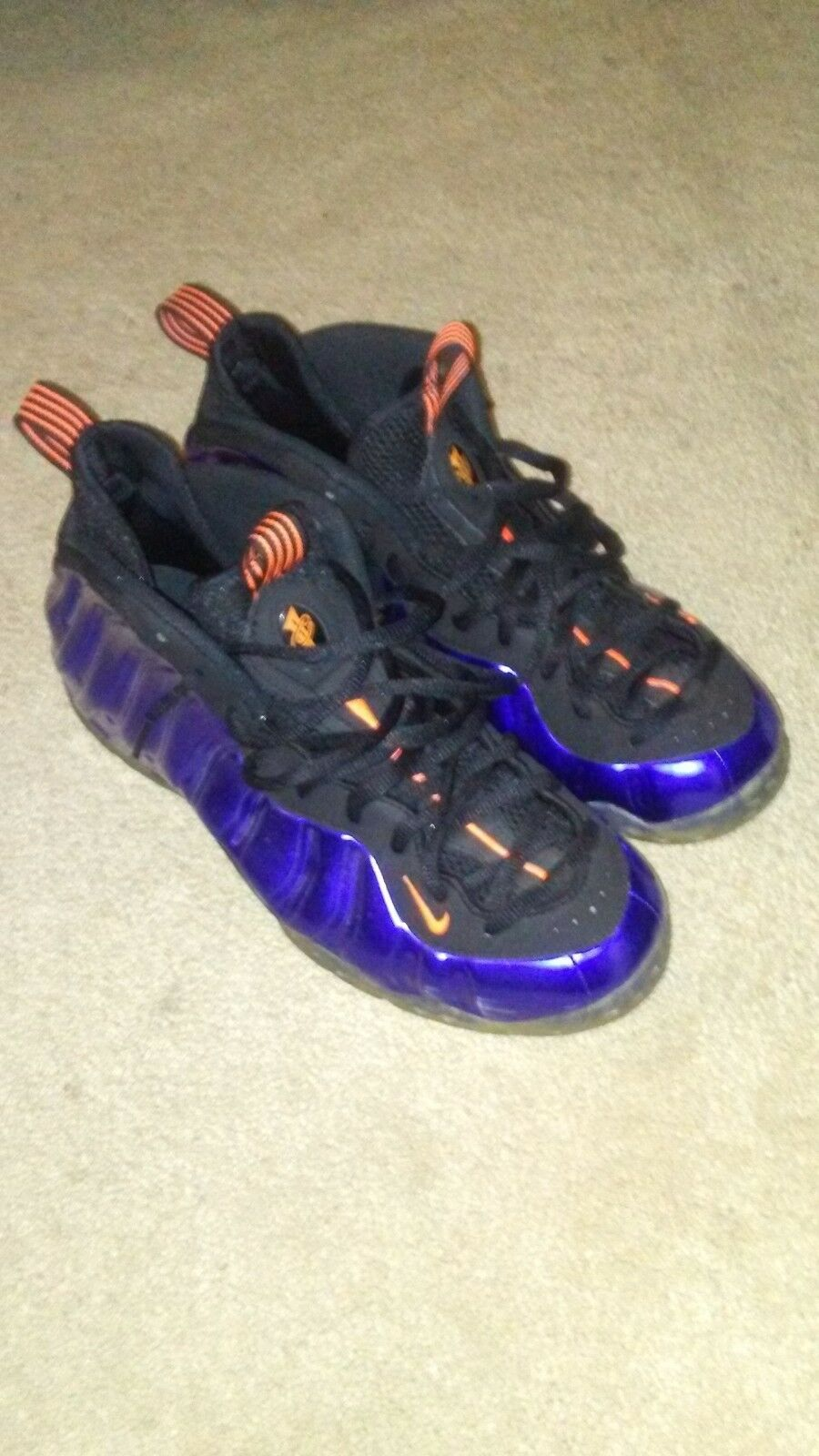 "Nike Air Foamposite One ""Phoenix Suns"" Size 12"