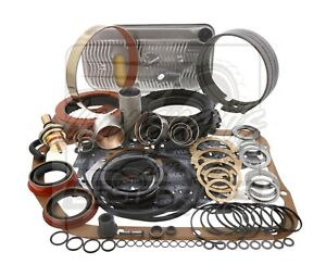 Chevy 4L80E Transmission Less Steel Level 2 Alto Red Eagle High Performance Rebuild Kit 1997-On