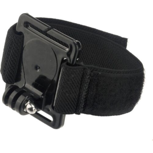 Set of 3 Chest Head Wrist Strap for GoXtreme Rallye WiFi Discovery Pioneer Speed