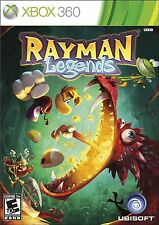 Rayman Legends USED SEALED (Microsoft Xbox 360, 2013)