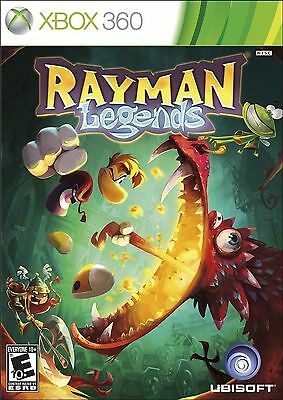 Rayman Legends (Xbox 360) DISC ONLY