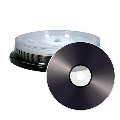 10 6x 50GB BD-R DL Double Layer Blue Blu-ray Blank Media disc discs Logo Top