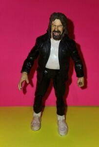 Commissioner Mick Foley 1999 Jakks Titantron Action Figure WWF WWE Attitude TTL
