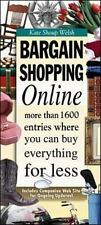 Bargain Shopping Online Welsh, Kate Shoup Paperback