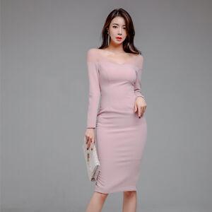 cheaper b96a1 7357b Dettagli su Elegante vestito abito tubino beige chiaro pizzo corto elegante  ginocchio 4889
