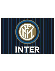 Flagge-inter-original-neu-logo-offizielle-70-x-40-cm-Nabeel-Streifen