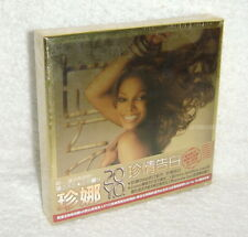 Janet Jackson 20 Y.O. Deluxe Edition Taiwan Ltd CD+DVD+48P w/BOX