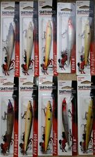 Smithwick suspending rogue jerkbait crankbait fishing lure tackle lot of 10