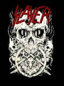 SLAYER-cd-lgo-SKULLTAGRAM-SKULLAGRAM-Official-SHIRT-XXL-2X-new