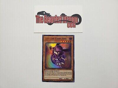 Ultra Rare BLHR-EN015 1st EditionYuGiOh Fortune Fairy En x3