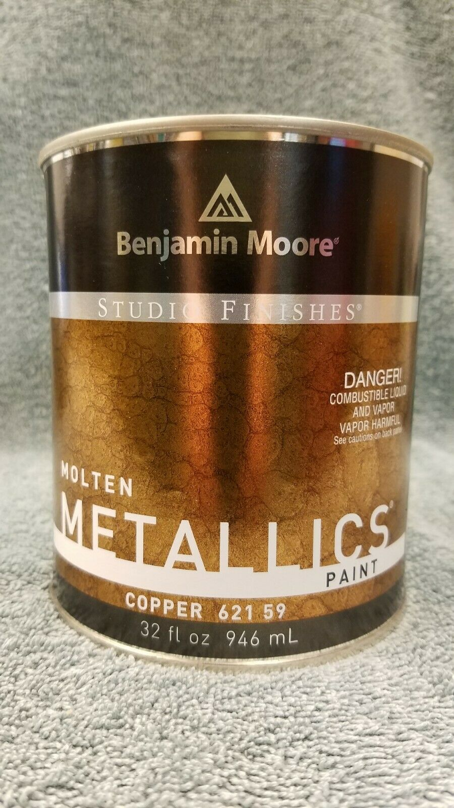 Studio Finishes Molten Metallics 621