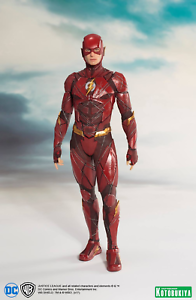 KOTOBUKIYA   ART FX+ JUSTICE LEAGUE MOVIE THE FLASH 1 10 Scale FIGURE STATUE
