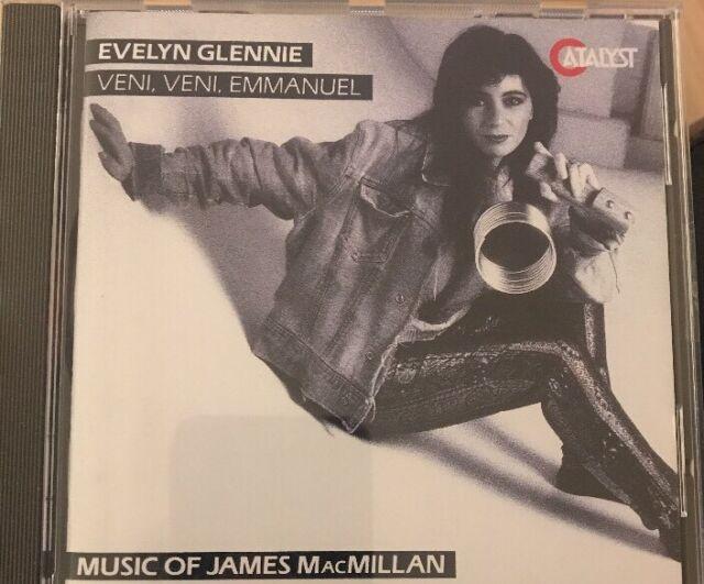 Veni, Veni, Emmanuel - Evelyn Glennie and James Macmillan CD 1993