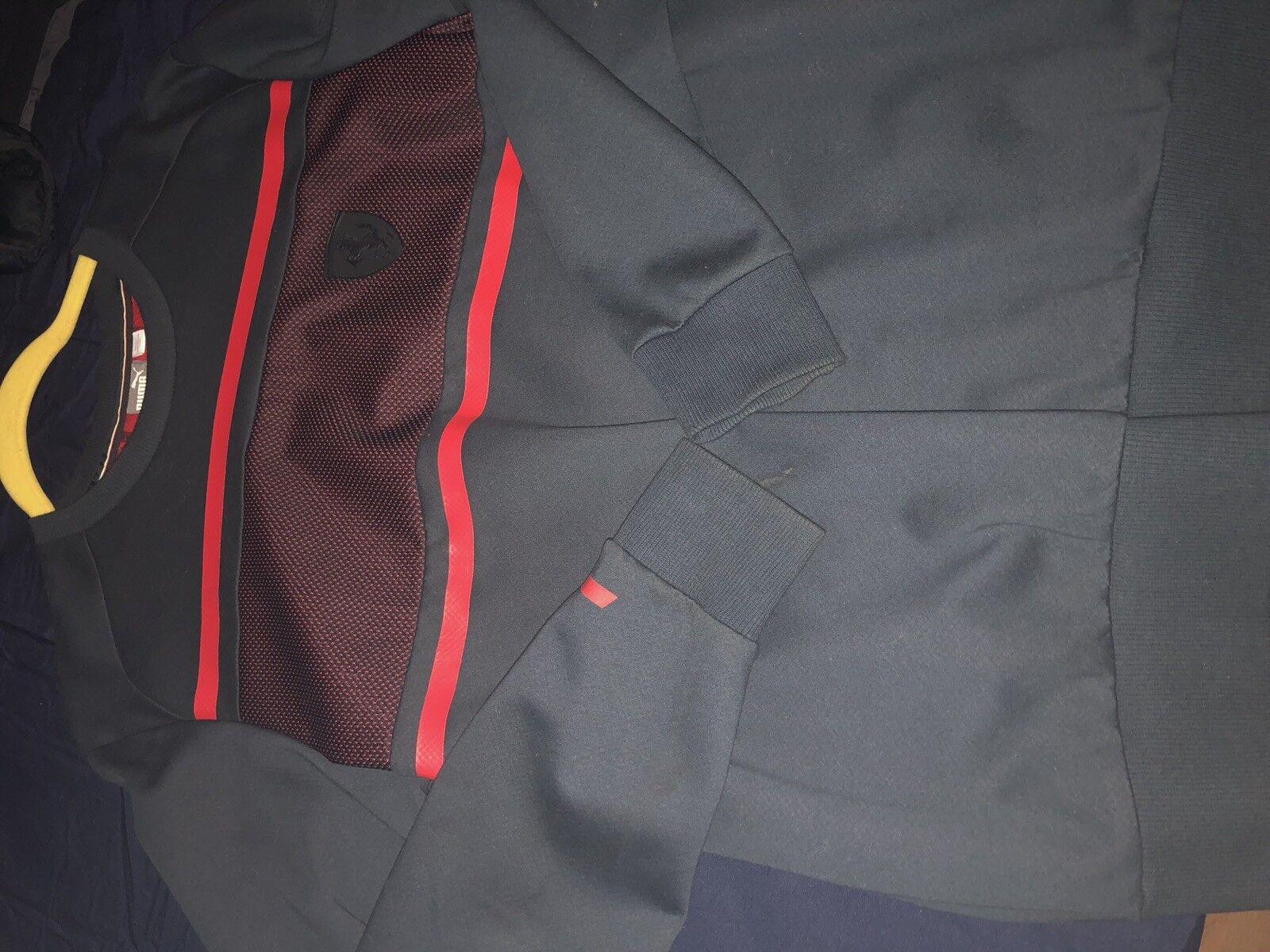 Puma Ferrari Sweatshirt - Large