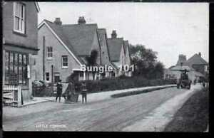 [45758] Little Common Sussex early postcard c.1919