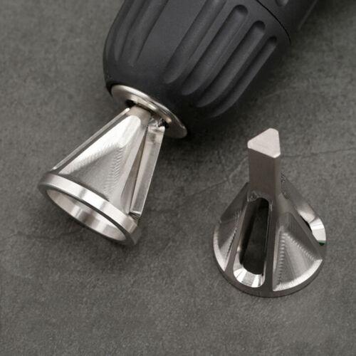 Entgraten des Außenfasenwerkzeugs Edelstahl Entfernen Sie den Bohrer Bohrwer WH